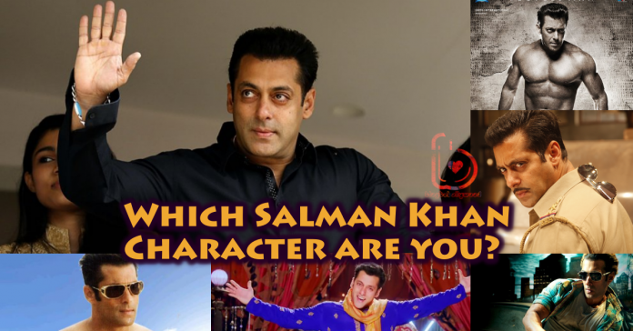 Which Salman Khan Character are you? | Bhai Fans Special