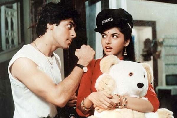 Bhagyashree in Meine Pyaar Kiya (1989)