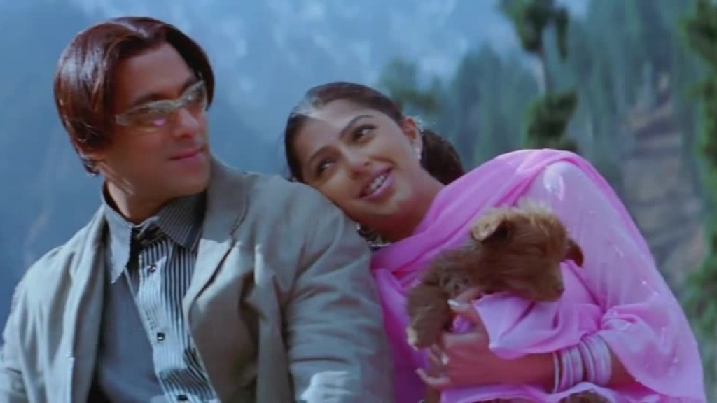 Bhumika Chawla in Tere Naam (2003)