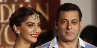 Salman Khan is my favorite co-star, he's 'bloody hot': Sonam Kapoor