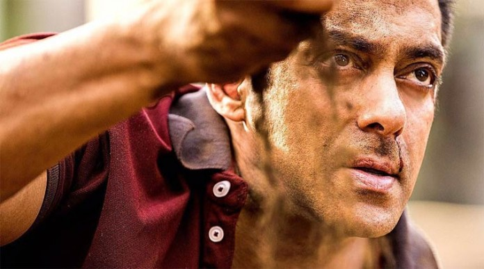 Exclusive Picture: Salman Khan Looks Intense In This New Still From Sultan.