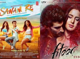 Sanam Re, Fitoor First Week Box Office Collection Report