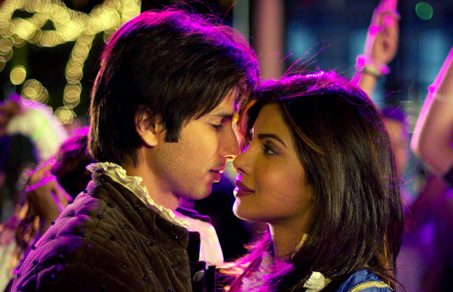 Shahid Kapoor feels proud and happy for Priyanka Chopra