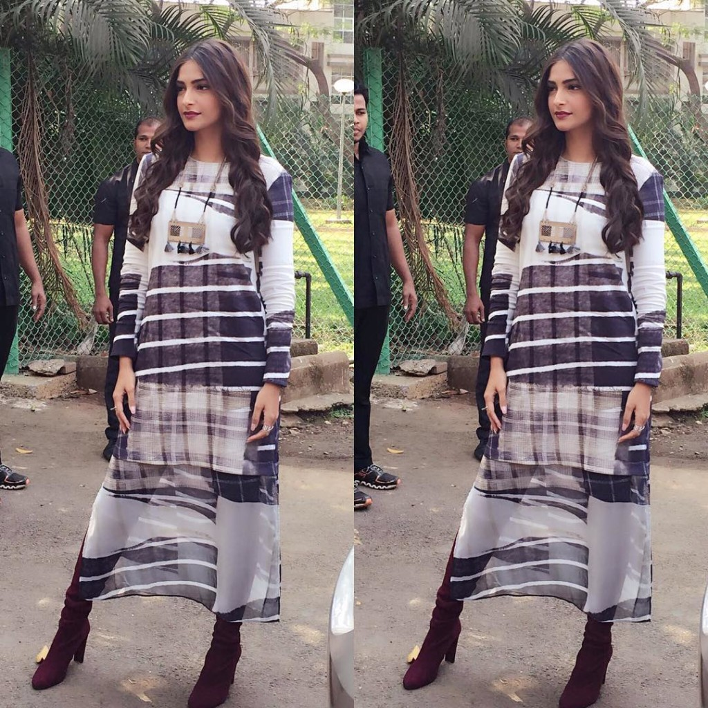 Sonam Kapoor Fashion Files during Neerja Promotions- Sonam 14