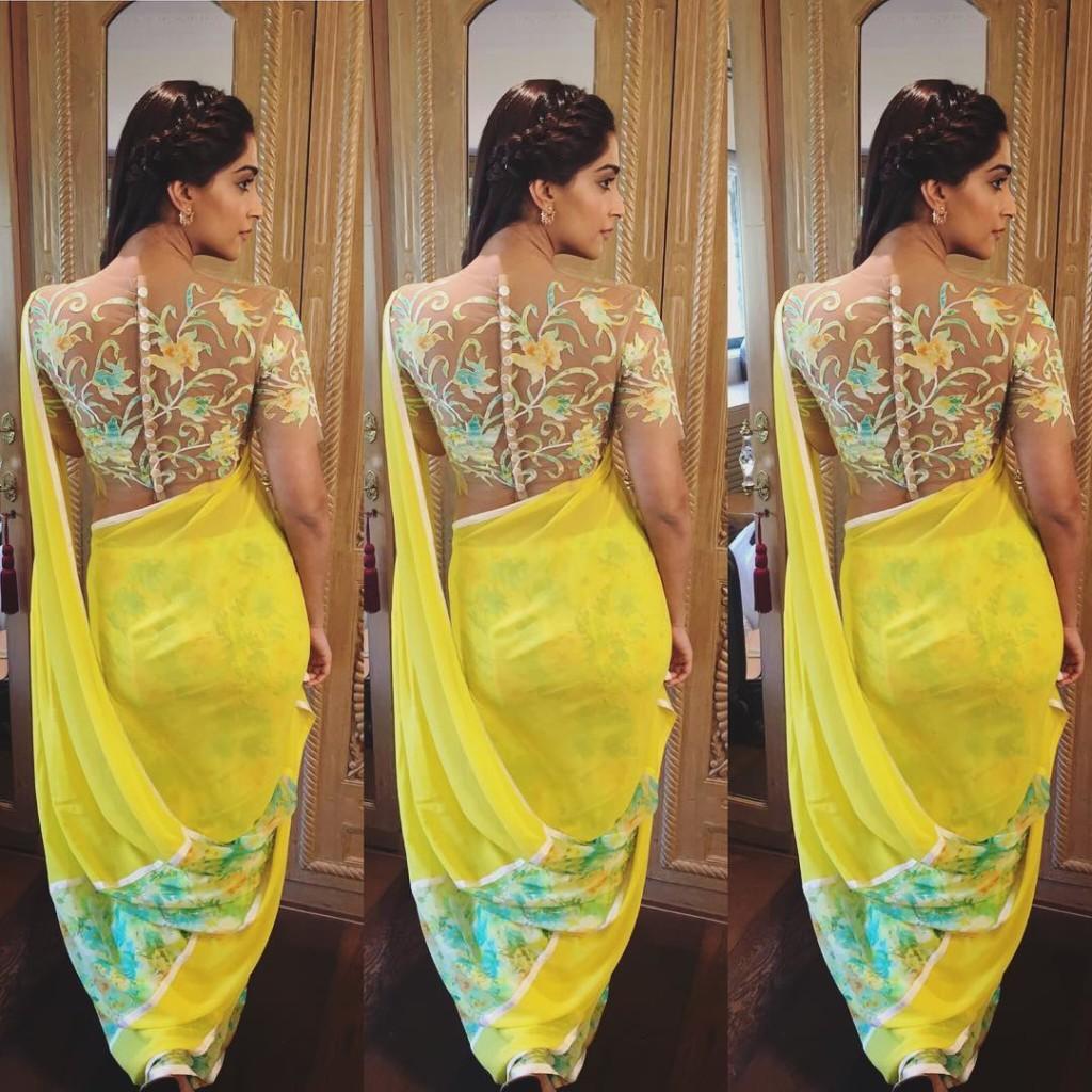 Sonam Kapoor Fashion Files during Neerja Promotions- Sonam 6