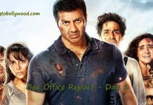 Ghayal Once Again 1st day collection