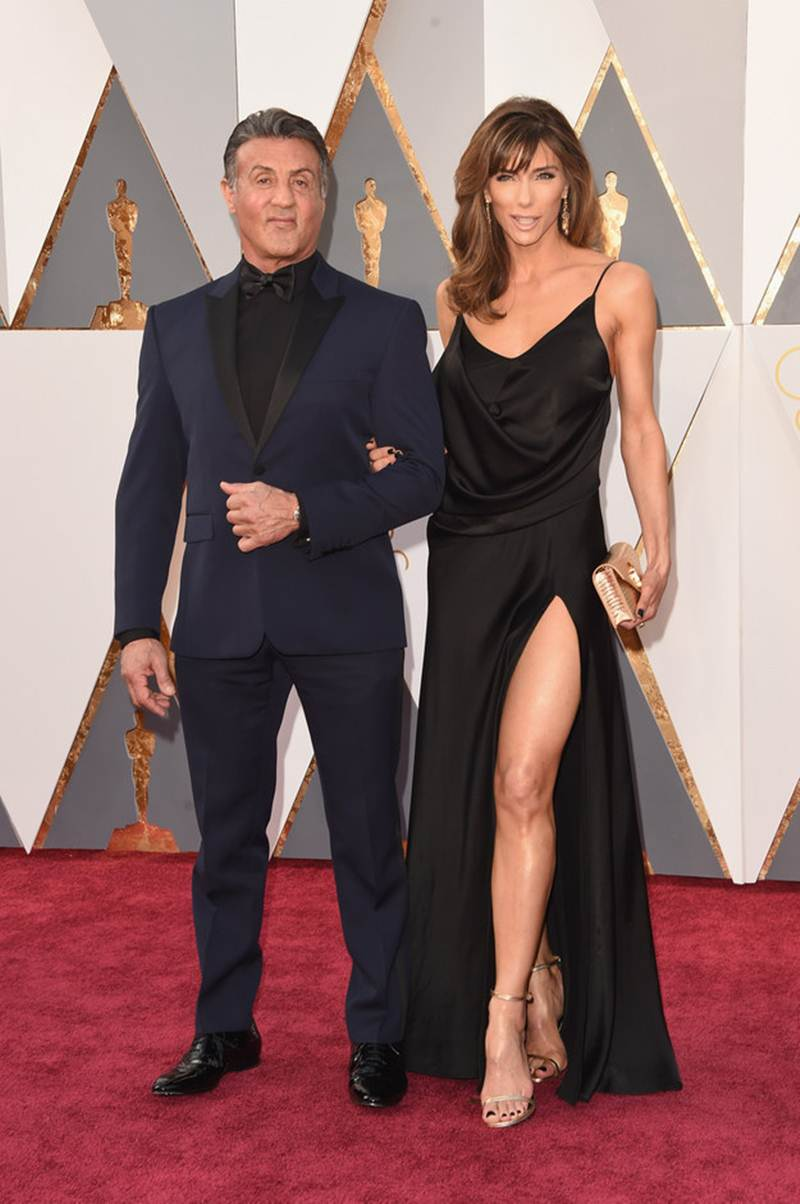 Take a look at who wore what at the Oscars 2016 | Pictures Inside- Sylvester and Jennifer