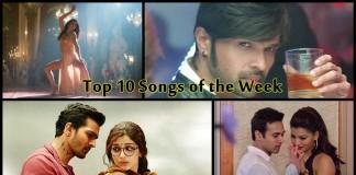 Top 10 Bollywood Songs of the Week 15-Feb-2016