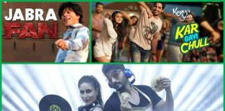 Top 10 Bollywood Songs of the Week | 22-Feb-2016 to 28-Feb-2016- Top 10 Songs