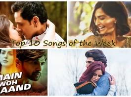 Top 10 Bollywood Songs of the Week | 08-Feb-2016 to 14-Feb-2016