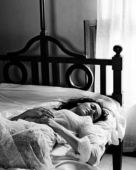 Waluscha De Sousa stuns us with her beauty in Harper's Bazaar Cover | Pics Inside- Waluscha 2