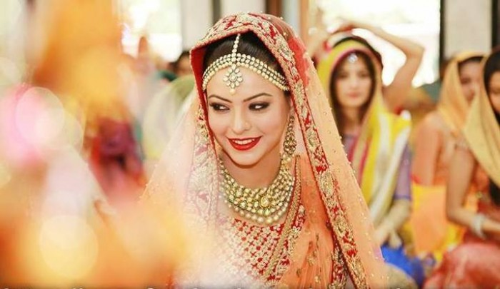 Aamna Sharif Wedding pics