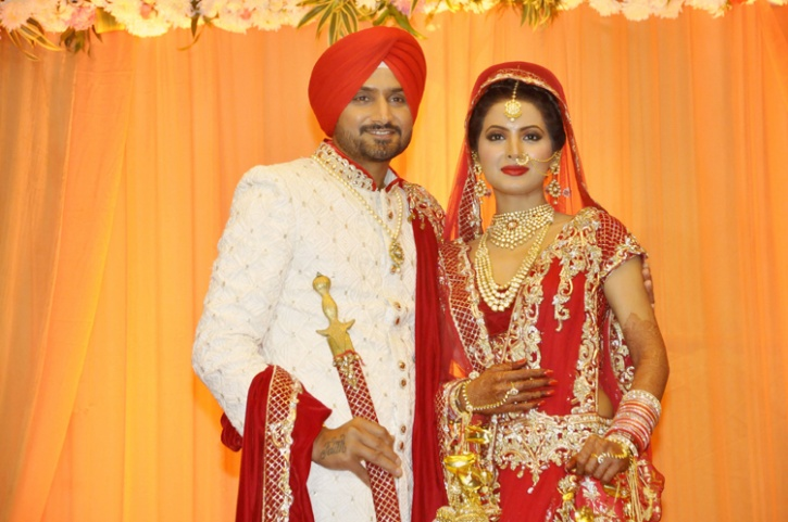Wedding Day Pics of Geeta Basra