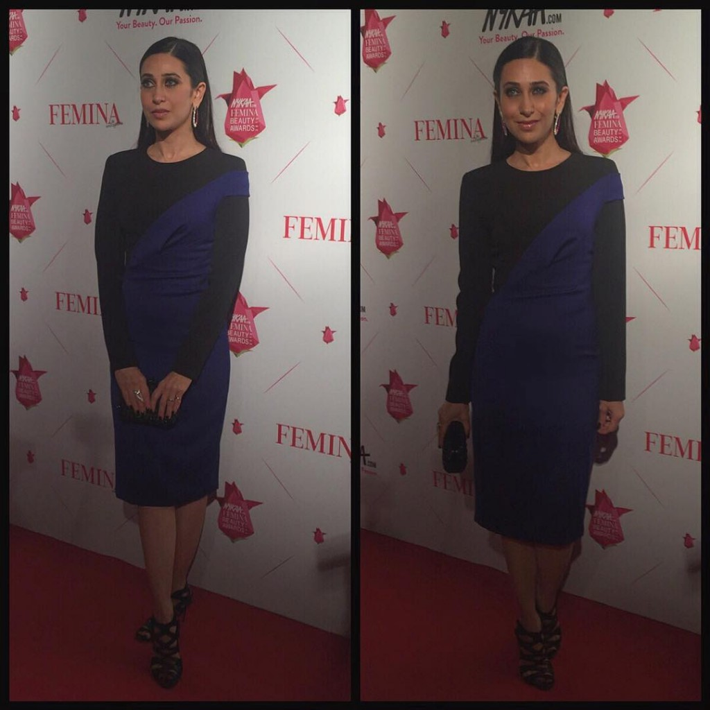 Karishma Kapoor at Nykaa Awards 2016