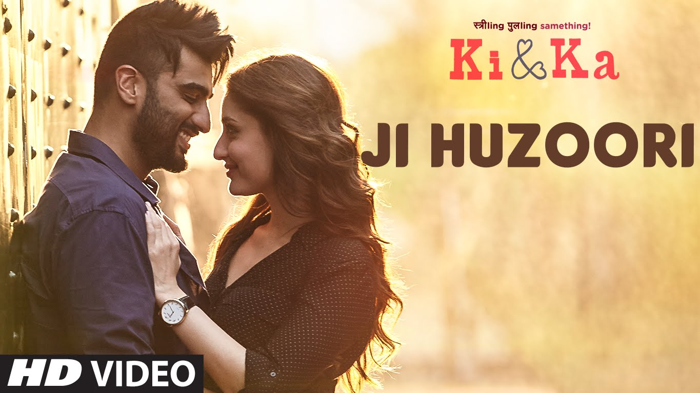 New Song Alert | Watch the emotional side of Ki and Ka in 'Ji Huzoori'