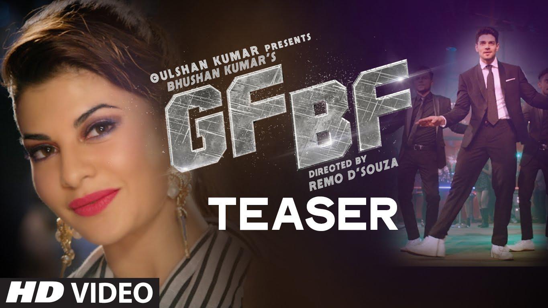 Teaser of GF BF featuring Sooraj Pancholi & Jacqueline Fernandez is here!