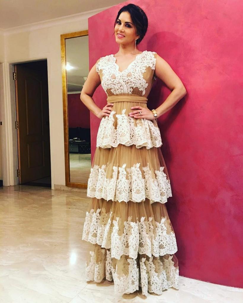Sunny Leone at Nykaa Awards 2016