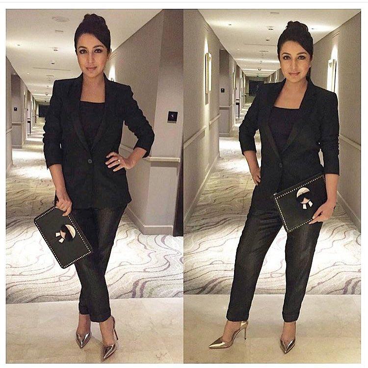 Tisca Chopra at Nykaa Awards 2016