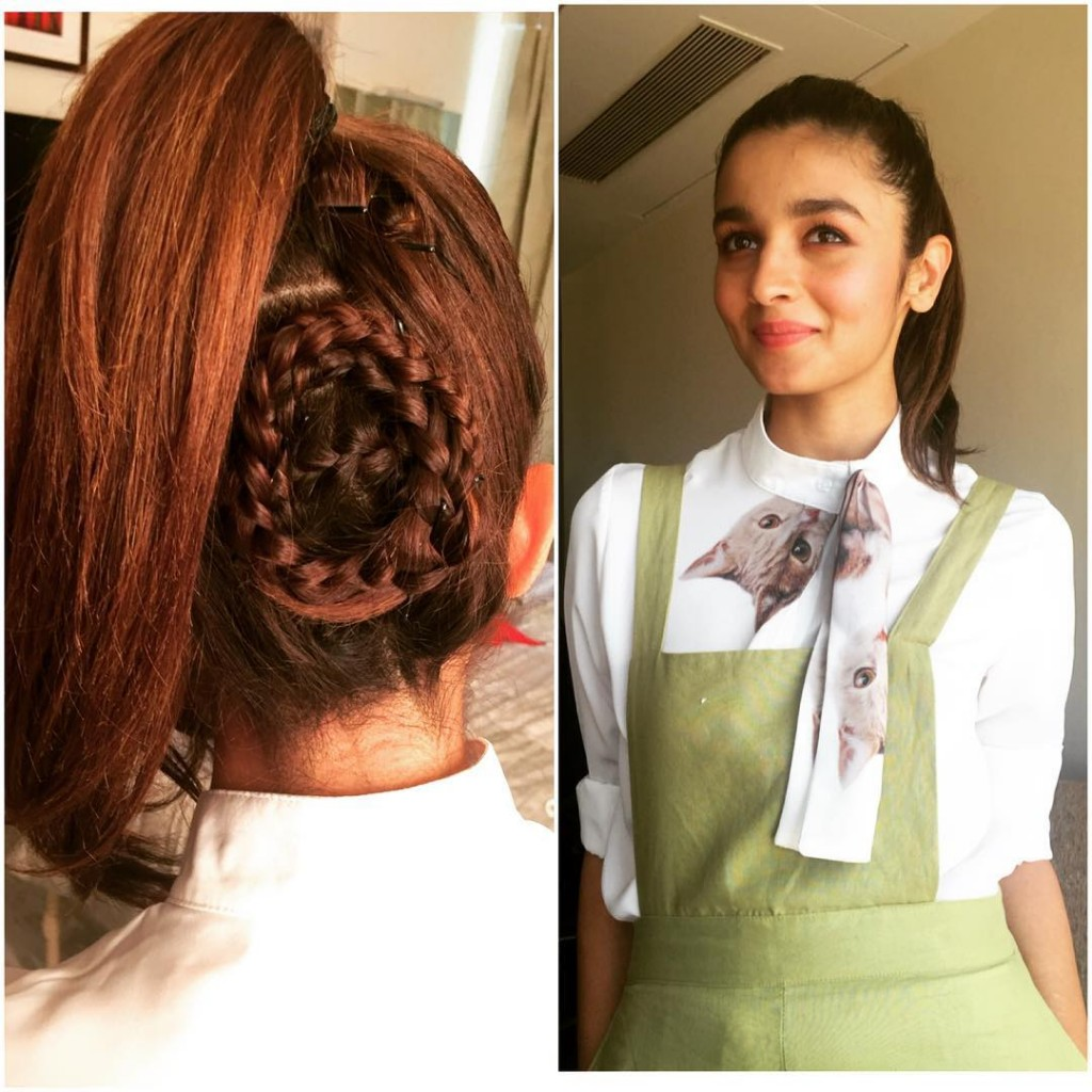 Fashion Diaries: Alia Bhatt, Sidharth Malhotra and Fawad Khan during Kapoor & Sons promotions- Alia 6