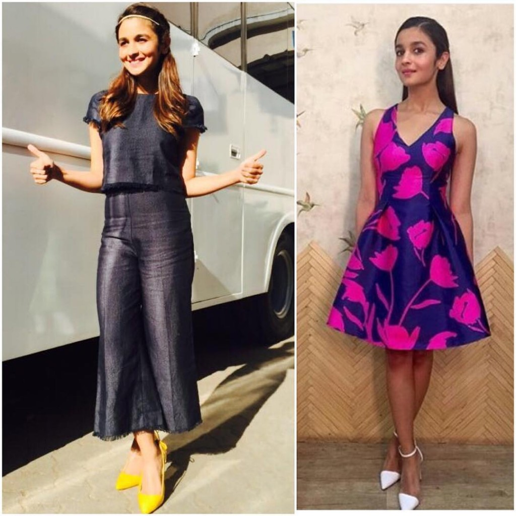 Fashion Diaries: Alia Bhatt, Sidharth Malhotra and Fawad Khan during Kapoor & Sons promotions- Alia 9
