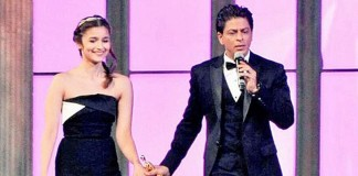 Alia Bhatt admits that she has an easy relationship with SRK!- Alia and SRK