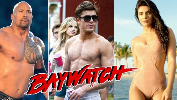 Baywatch shooting - Priyanka Chopra starts shooting for Baywatch, shares picture from the sets