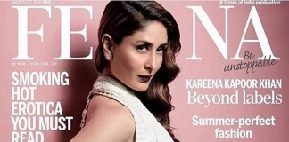 Kareena Kapoor Khan slays us in this latest cover of Femina India!