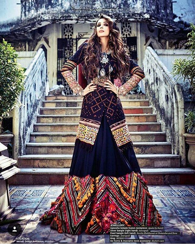 Malaika Arora Khan latest photoshoot for Femina Wedding Times March 2016 Edition