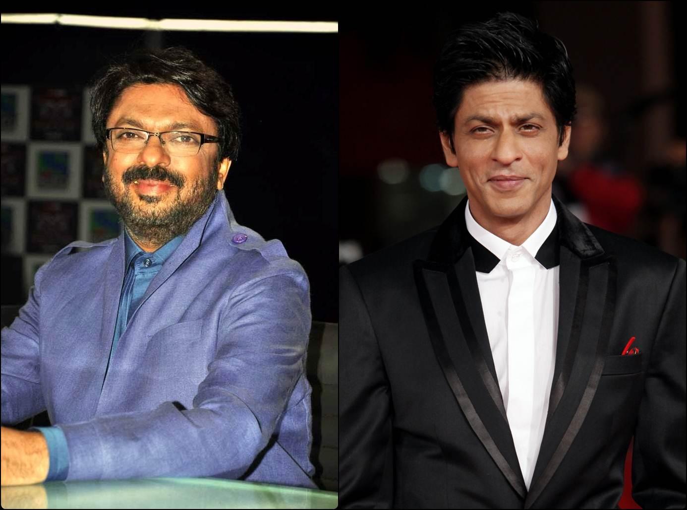 Blockbuster in the Making  Sanjay Leela Bhansali and Shah Rukh Khan to collaborate again