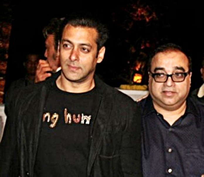 Salman Khan and Rajkumar Santoshi to reunite after working together in Andaz Apna Apna