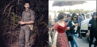 Shahid Kapoor and Kangana Ranaut shoot for 'Ek Dooni Do' at Indo-China Border- Shahid Kangana