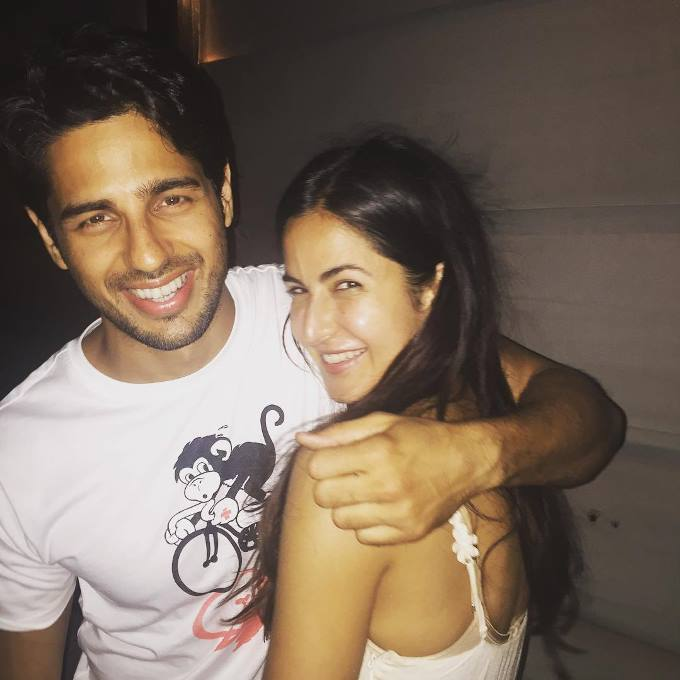 It's a wrap up for Sidharth Malhorta and Katrina Kaif starrer Baar Baar Dekho