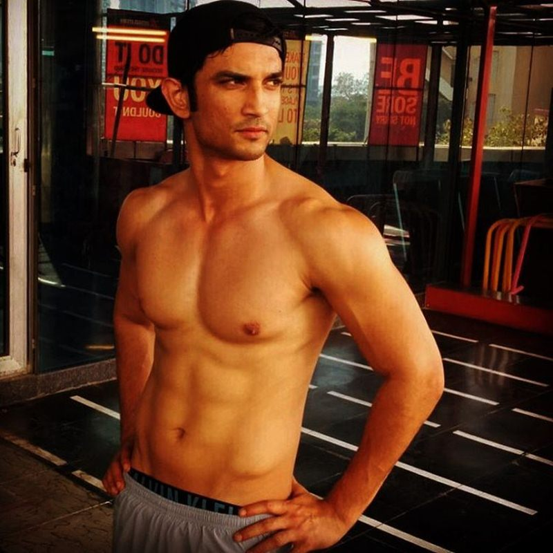 10 Scorching Hot Pics of Sushant Singh Rajput That Will