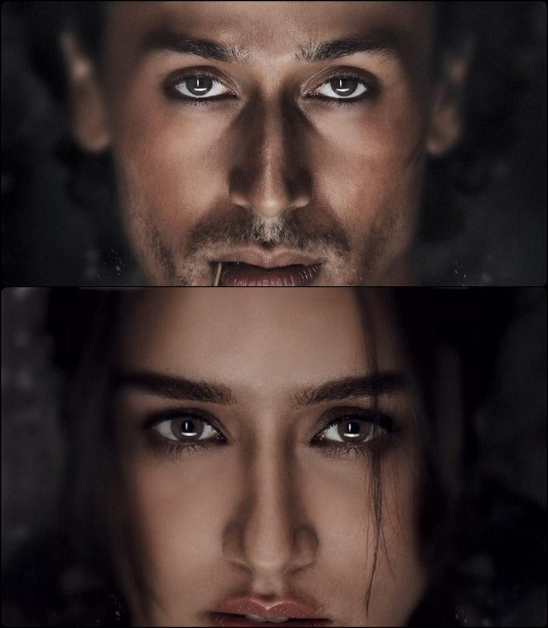 The Intense First Look of Tiger Shroff and Shraddha Kapoor from Baaghi is killing us