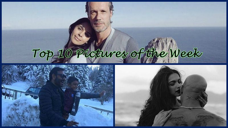 Top 10 Pictures of the Week | The most happening pics of Bollywood!