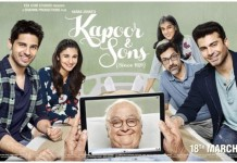 Kapoor & Sons Music Review and Soundtrack | Just an average soundtrack