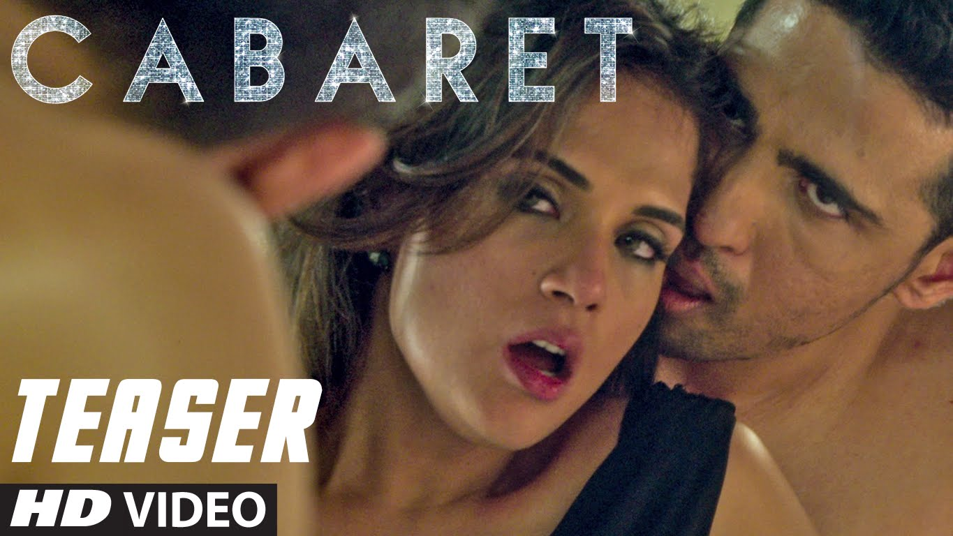 Cabaret Teaser Review- Richa Chadda sheds her 'un-glamorous' image for ever!