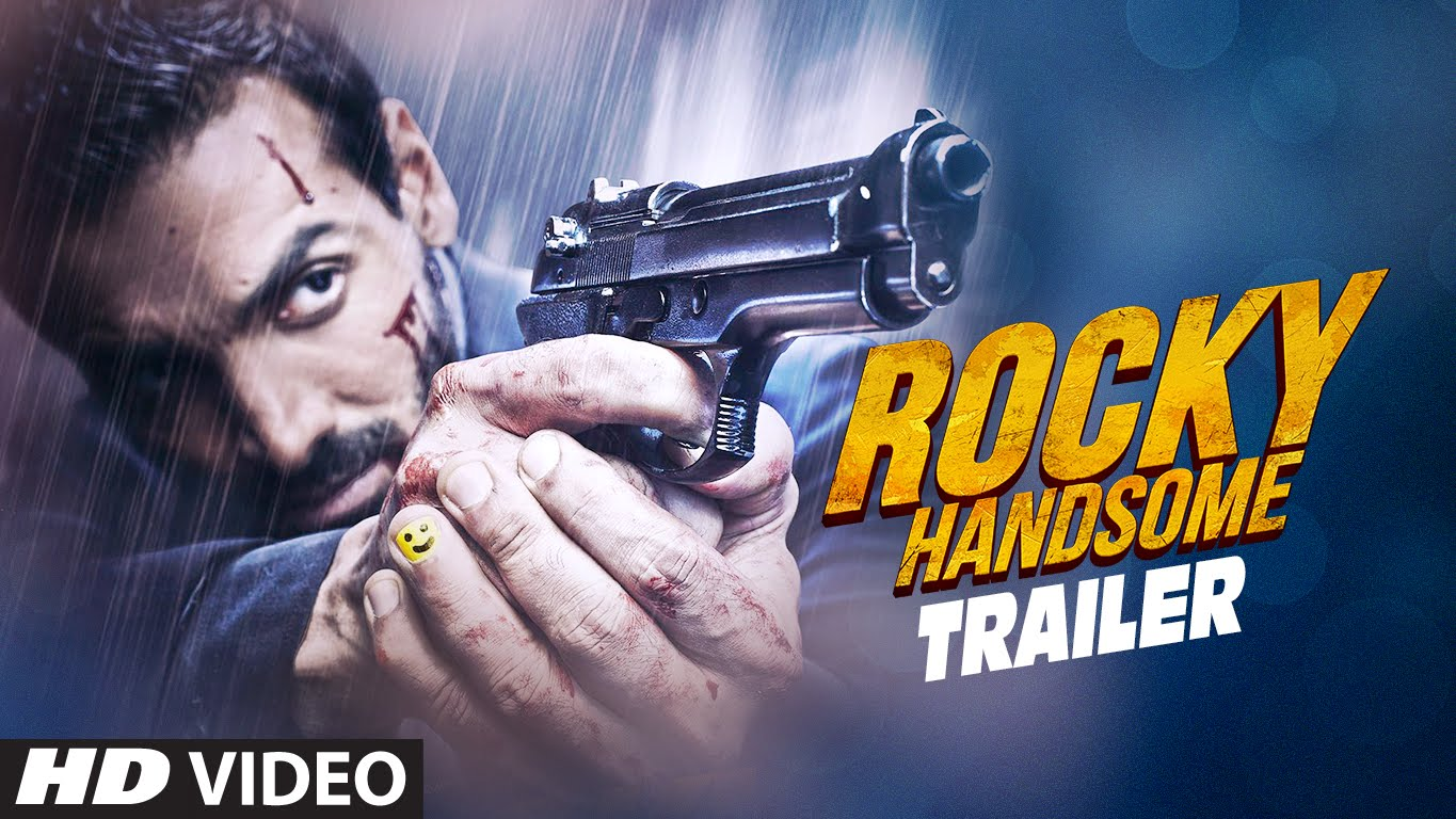 Rocky Handsome Trailer Review- A Strong Dose of Action