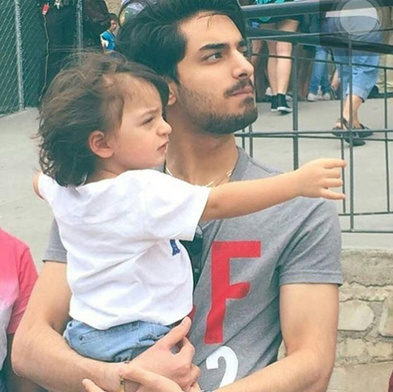 Top 10 Pictures of the Week | Bollywood in a Nutshell- AbRam Arjun