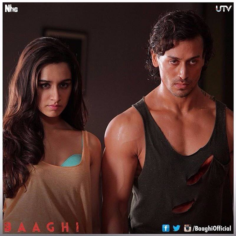 5 Reasons why you need to watch Baaghi: A Rebel For Love this weekend - Kick-ass action
