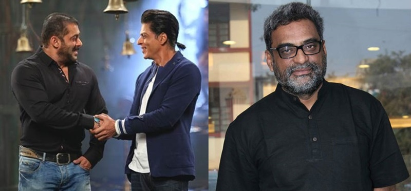 R. Balki says he would love to work with Shah Rukh Khan and Salman Khan!