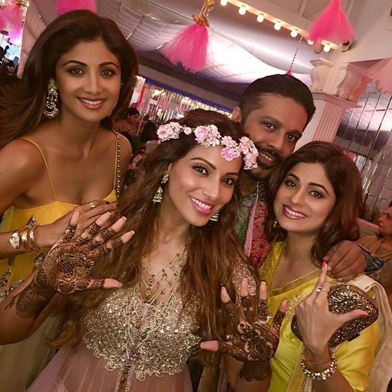 And the Celebrations have begun | Pictures of Bipasha Basu and Karan Singh Grover inside- Bipasha 15