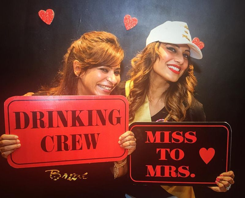 And the Celebrations have begun | Pictures of Bipasha Basu and Karan Singh Grover inside- Bipasha 6