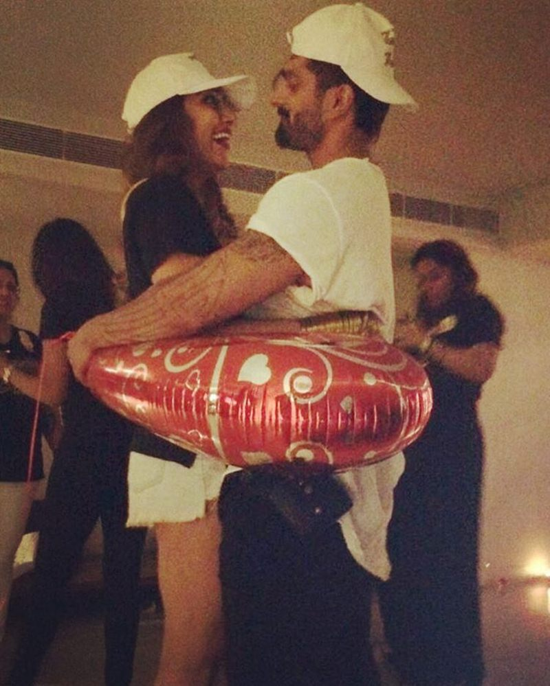 And the Celebrations have begun | Pictures of Bipasha Basu and Karan Singh Grover inside- Bips and Karan