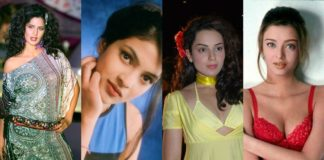 Bollywood Actresses Then and Now | How they have changed with time