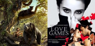 Love Games and The Jungle Book Box Office Prediction