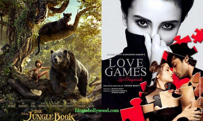 Box Office Prediction: Love Games and The Jungle Book