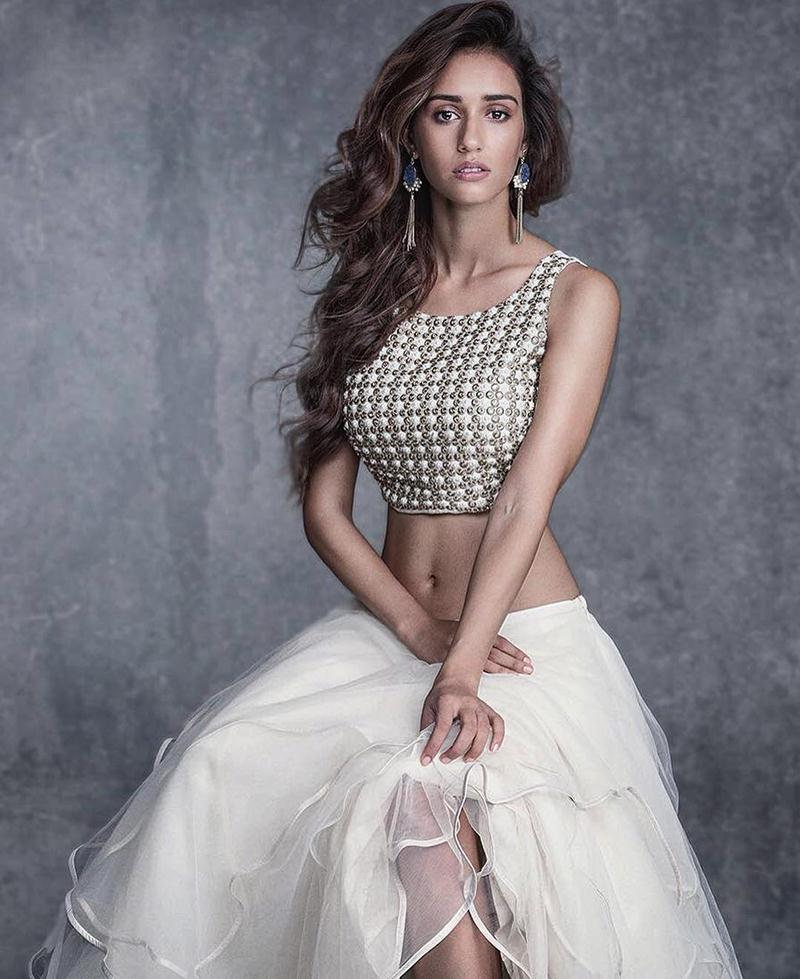 These 15 Hot Pics of Disha Patani prove what a Bombshell she is!- Disha White