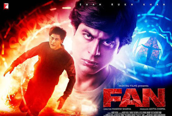 Shahrukh Khan Highest Grossing Movies - FAN