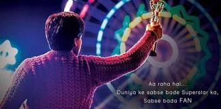 Interesting Facts about Shah Rukh Khan's Fan- Fan Poster